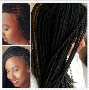 Fabulous Lady As Braids Hairweaving Studio Hairstyle Inspiration Daily Dogsangcom